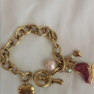 Betsey Johnson Slate Bracelet